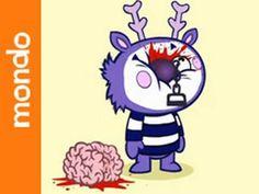 Happy Tree Friends - Mime's Olympic Smoochie