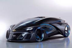 Chevrolet's futuristic self-driving FNR Concept debuts in Shanghai - Business Insider