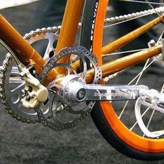 The Yellow Bike Company: Hydraulic Brakes for fixie?