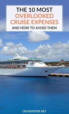 Just because you are going on a cruise doesn�t mean you have to blow ALL your money.  Here are a few tips to make sure you don�t break your budget on your next cruise.