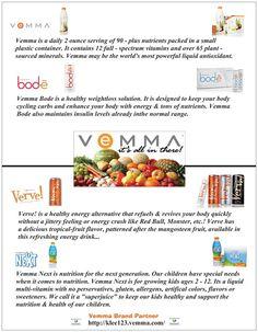 VEMMA LIQUID NUTRITION PROGRAM Flyer - Page 2