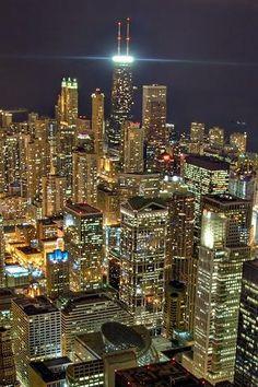 Chicago City lights ♥