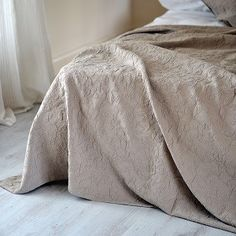 Bedroom style inspiration and ideas: Sordo jacquard Bedspread 100% cotton