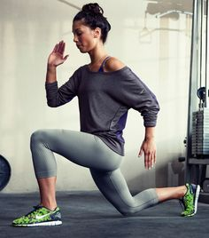 Nike women's Fall look.... I call it..... inspiration!! I don't want to be tiny.... Jus TONED!!! Haha