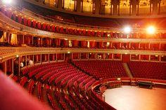 Royal Albert Hall - London, England by Francis Fowke