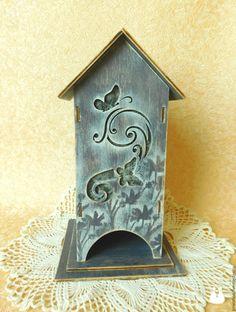 """Купить чайный домик """"АНГЕЛЫ"""" - чайный домик, чай, домик, домик для чайных пакетов"""