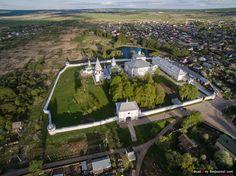 Переславль-Залесский, Свято-Троицкий Данилов монастырь.