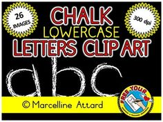 DOLLAR DEAL!!  GRAB THIS SET OF CHALK LOWERCASE LETTERS FOR ONLY $!!!!