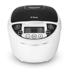 T-fal Rice and Multicooker with 10 Automatic Functions and Delayed Timer, White - Great product.This T-fal that is Best Multi Cooker, Best Rice Cooker, Slow Cooker, Specialty Appliances, Small Appliances, Specialty Cookware, Kitchen Appliances, Wok, Couscous Express
