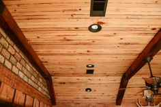 Beautiful ceilings with exposed beams - Turnipseed Construction