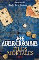 Filos mortales (Joe Abercrombie)