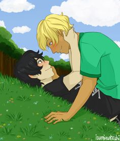 Nico di Angelo, Will Solace, Solangelo