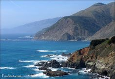 Hwy 1. . . the most beautiful place I have ever been. #ridecolorfully