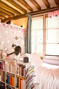 Casa Com Decoração- Blog de Decoração: Decoração Para Pequenos Espaços