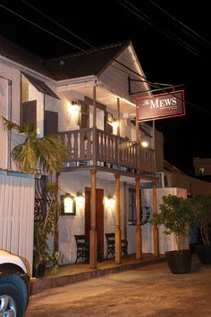 The Mews Barbados — Fine dining.