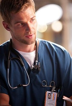 i reeeeeally pray there are nurses as hot as him when i get my job!! :)