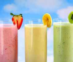 Diabetic Smoothies - several options