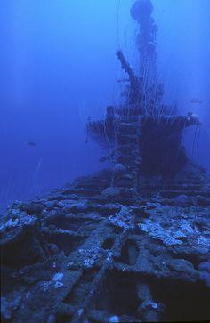 USSG Saratoga, Bikini Atoll   Blue  #homesbyjohnburke #GTAHomes4U @GTAHomes4U