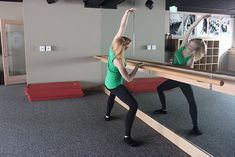 Thigh Exercises From Pure Barre | POPSUGAR Fitness