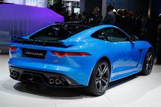 The best kind of blues. Come see the F-TYPE SVR for yourself, along with the rest of our lineup, at the from November Top Sports Cars, Super Sport Cars, Super Cars, Jaguar Usa, Jaguar F Type, Jaguar Cars, Automotive Design, Auto Design, Cars Usa