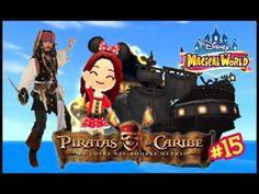 Disney Magical World #15 - Piratas del Caribe - DLC nuevo mundo