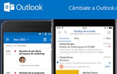 Como configurar la vista previa de vinculos en Outlook Movil