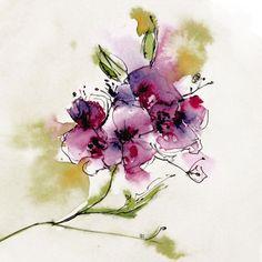 "Saatchi Art Artist Annemiek Groenhout; Painting, ""spring1"" #art"