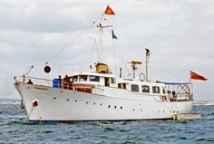 classic 1940 motor yacht - Google Search