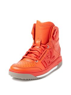 Satellite Leather Sneaker by DSquared2 at Gilt