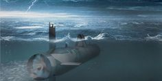 The Surrogat drone can prospect for natural resources and imitate a nuclear missile submarine.