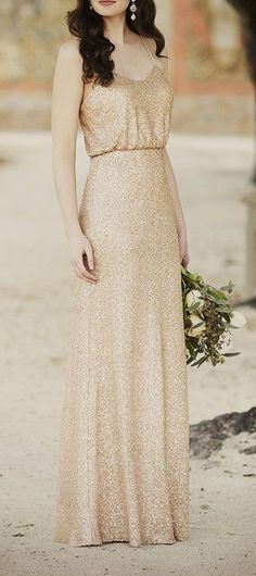26b849a9e6 158 Best gold Bridesmaid dresses images in 2018 | Bridesmaids, Alon ...