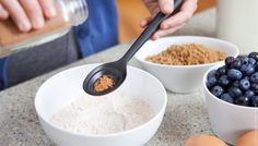 """I love these measuring spoons, they give a little accuracy to my """"wing it"""" recipes.  :)"""