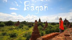 #thousands of #temples that are spread across the plains of #bagan, Myanmar