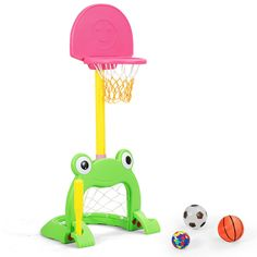 The kids basketball hoop set not only helps the child to exercise, but also enhances his ability to think and improve family relationships. Kids Motor, Origami Templates, Pregnancy Pillow, Fun Games For Kids, Pvc Material, Basketball Hoop, Kids Sleep, Child Love, Child Safety