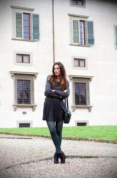 italian fashion blogger  irene's closet