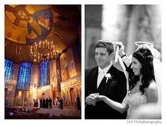 Holy Trinity Greek Orthodox Church wedding