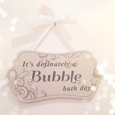 It's Defiantly A Bubble Bath Day. ♡ girls bathroom