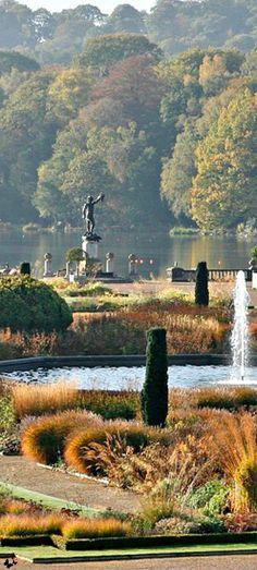 Trentham Gardens, Stoke-on-Trent, Staffordshire, England Stoke On Trent, Peak District, British Garden, Public Garden, West Midlands, English Countryside, England Uk, British Isles, Great Britain