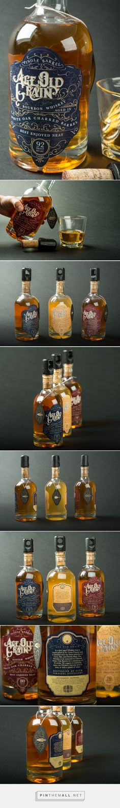 Age Old Grain (Student Project) - Packaging of the World - Creative Package Design Gallery - http://www.packagingoftheworld.com/2016/10/age-old-grain-student-project.html