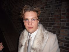 Is it time to talk about what Margot wants? [Michael Pitt as Mason Verger in HANNIBAL]