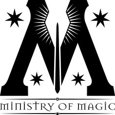 ministry of magic logo - Google Search