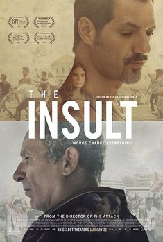 The Insult (2017)