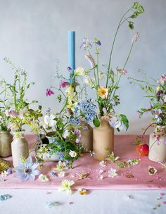 Get Gorgeous Floral Arrangement Ideas From The New Book, Blooms