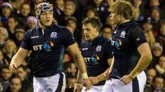 Six Nations 2016: Scotland's Gray and Denton miss Ireland Test