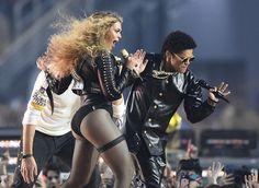 Beyonce, Bruno Mars heat up Super Bowl halftime show #Beyonce...: Beyonce, Bruno Mars heat up Super Bowl halftime show #Beyonce… #Beyonce