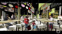 London 2012 Olympics - McDonald's Central Restaurant