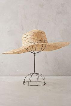 Honeytime Sun Hat - #anthrofave