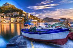 Cetara fishing village