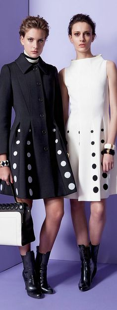 #Moschino Pre-Fall 2013. I was thinking something like this would be a great base for a dalek costume.