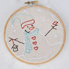 Fort Worth Fabric Studio: Embroidery Patterns
